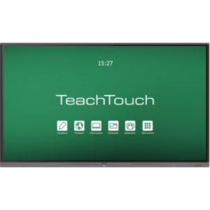 Интерактивная панель TeachTouch 4.0 SE 86″ UHD